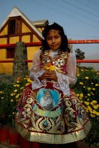 Wendy Sulca, la niña prodigio del folklore de Perú